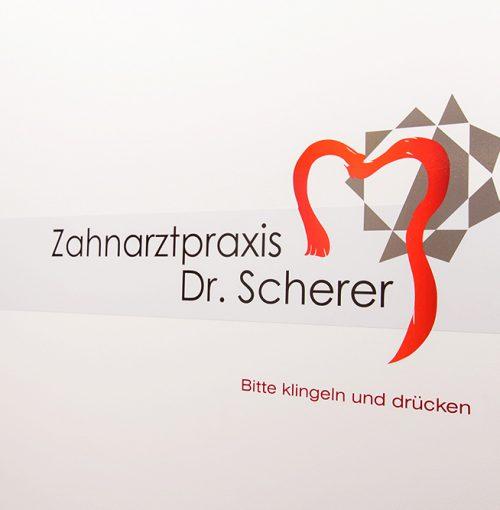 Dr-Scherer-Terminerinnerung